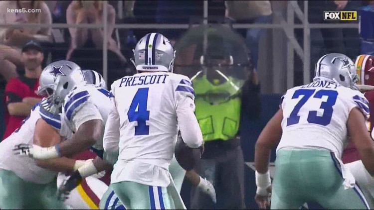 Dak Prescott agrees to new contract with Dallas Cowboys