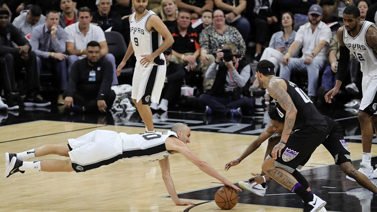 Fourth-Quarter Rally Burns Sacramento Kings in San Antonio