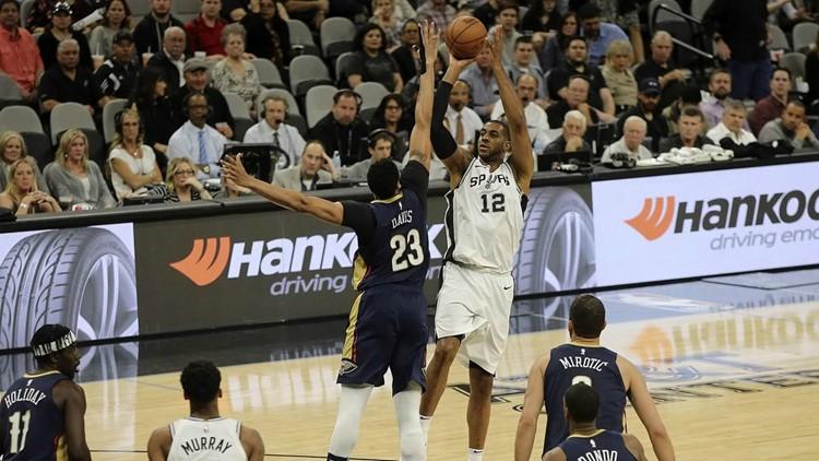 Spurs Preseason Schedule Announced Kens5 Com