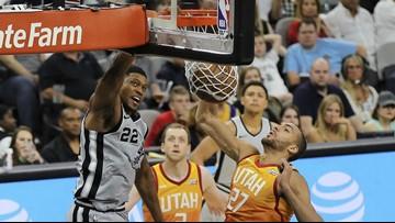 GAME BLOG: Spurs defeat Jazz, 110-97