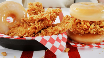 Foodie Friday: From KFC's donut sandwich to 'Fish Friday' at Bill Miller