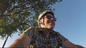 People Who Make San Antonio Great: Cyclist Jeff Moore