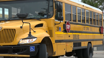 ECISD implements service letting families track school buses