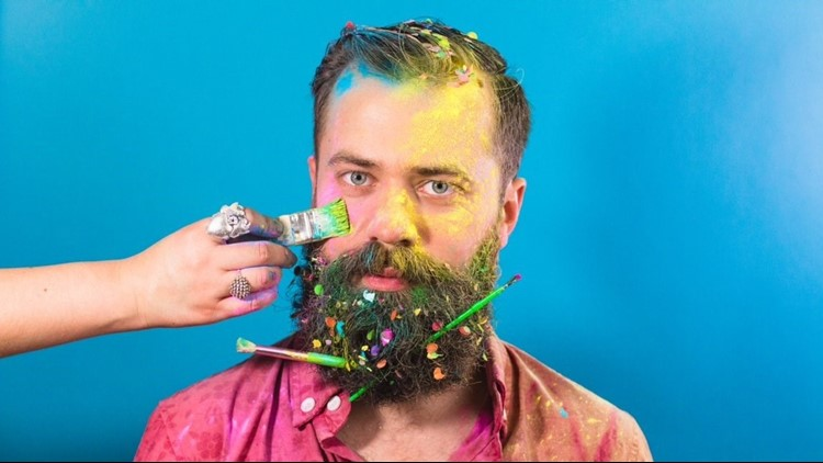 There are plans for a themed cocktail party, beard decorating and face painting at Fiesta events.