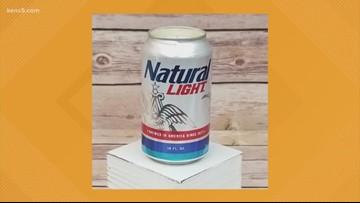 Crackin' open a Natty Light...candle?