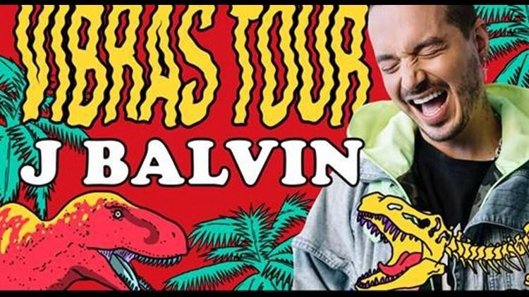 Global Latin star J Balvin adds Reading date