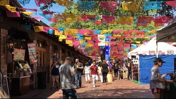 Fiesta de los Reyes brings new life to Market Square