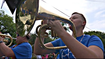 King William Fair shines as Fiesta's down home, old school parade