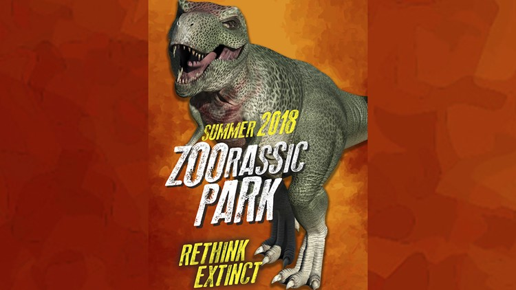 San Antonio Zoo To Feature Dinosaurs This Summer Kens5 Com