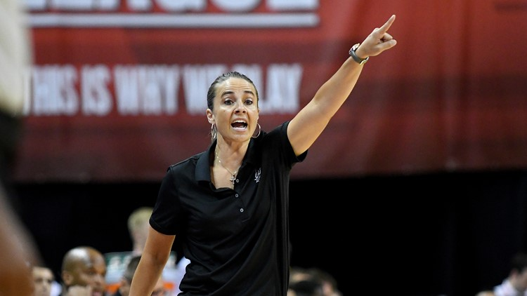 Spurs Promote Assistant Coach Becky Hammon to Front of Bench