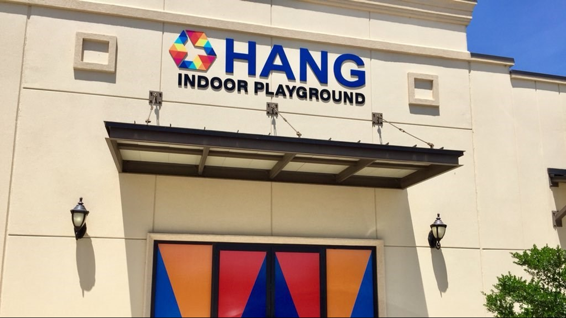 hang indoor playground opening this weekend. Black Bedroom Furniture Sets. Home Design Ideas