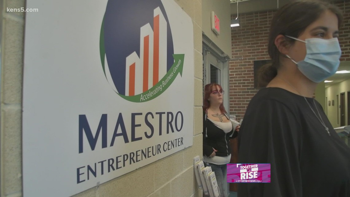 San Antonio's Maestro Entrepreneur Center helps local entrepreneurs and small business owners | Together We Rise