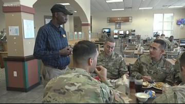 Army veteran dishing up comfort at military bases | MISSION: SA