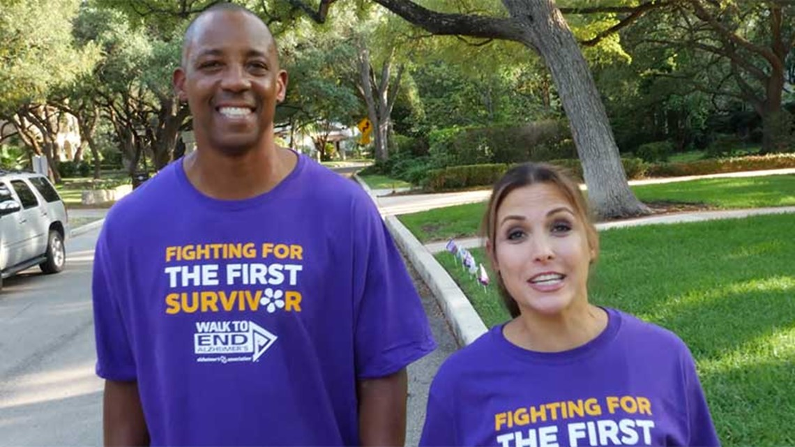 KENS CARES: Join San Antonio's Walk to End Alzheimer's