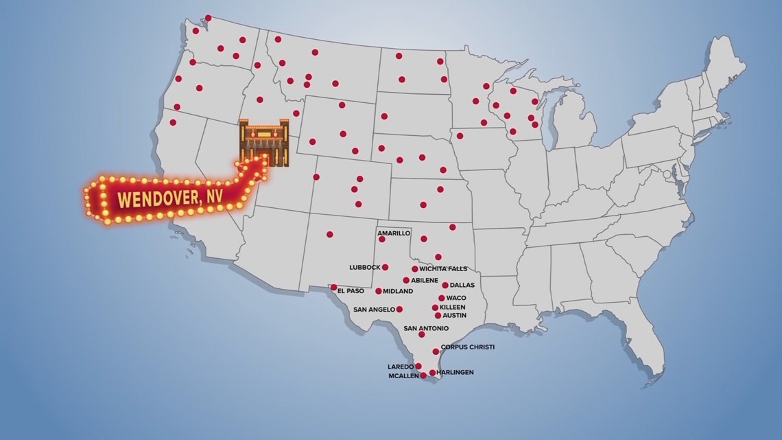 The Wendover Flight Program gets even better after your first trip on wells nevada city map, reno nevada city map, elko nevada city map, jackpot nevada city map, utah nevada city map,