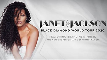 Janet Jackson coming to the AT&T Center