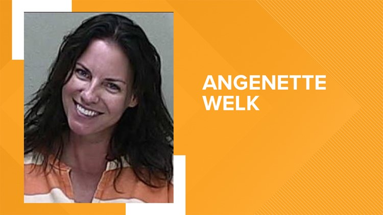 Woman smiles in mugshot after causing fatal DUI crash, authorities say