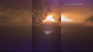 Lightning storms sparks several house fires: How to protect your family and home