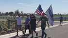 Carry The Load arrives in San Antonio Sunday, rally at noon at La Villita