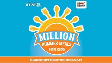 Fifth Annual Million Summer Meals continues