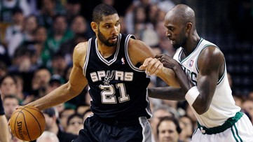 Tim Duncan embodied 'Spurs Way' with his defense, fundamentals, humility and poise
