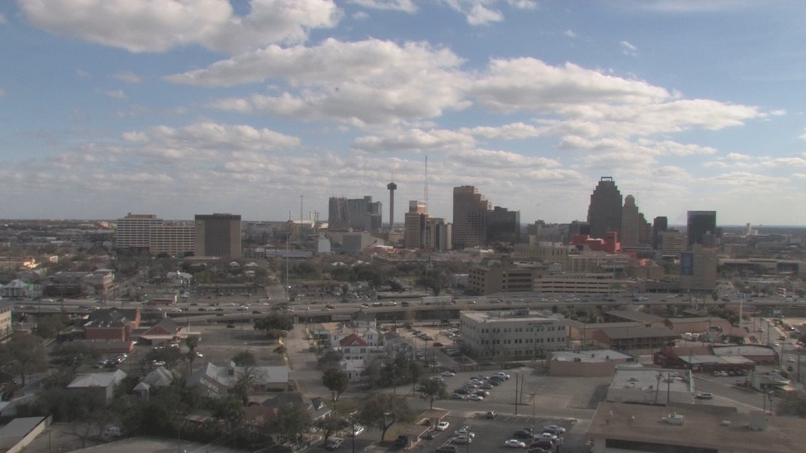 Bexar County air quality ruled too polluted to meet EPA standard