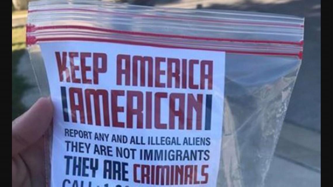 Anti Immigrant Propaganda Found In Quiet Schertz