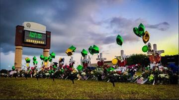 Texas school district's enrollment drops after mass shooting