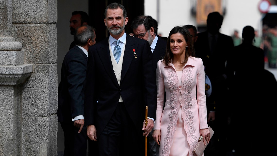 King and Queen of Spain to visit San Antonio for Tricentennial