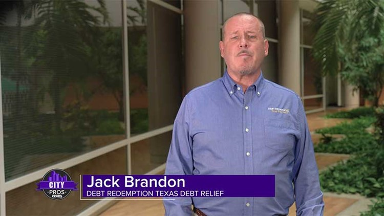CITY PROS: Debt Redemption Texas will help you consolidate credit card loan debt