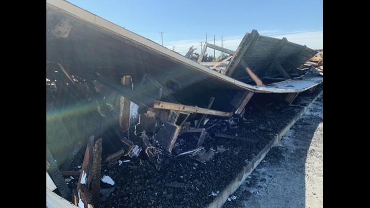 Huntleigh Park Baptist Church rebuilding after devastating fire