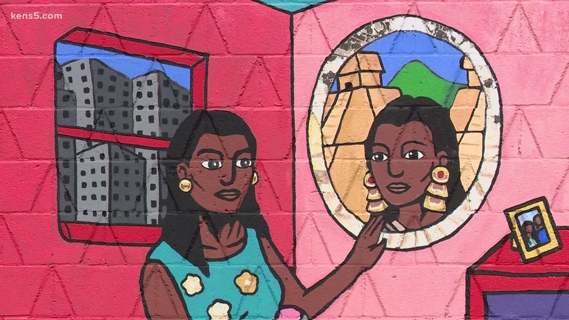 Experience San Antonio's murals on a guided tour