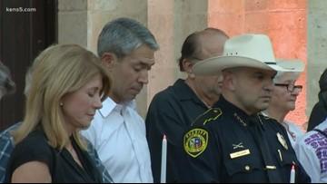 San Antonio holds vigil for El Paso shooting victims