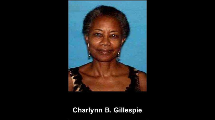 The Silver Alert has been discontinued for Charlynn Gillespie from Comal County.