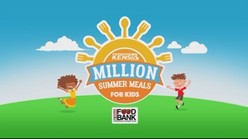 Million summer meals drive nearing goal!