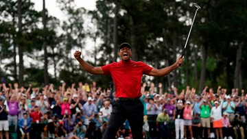 COMMENTARY: Tiger turns back the clock to complete crazy comeback story