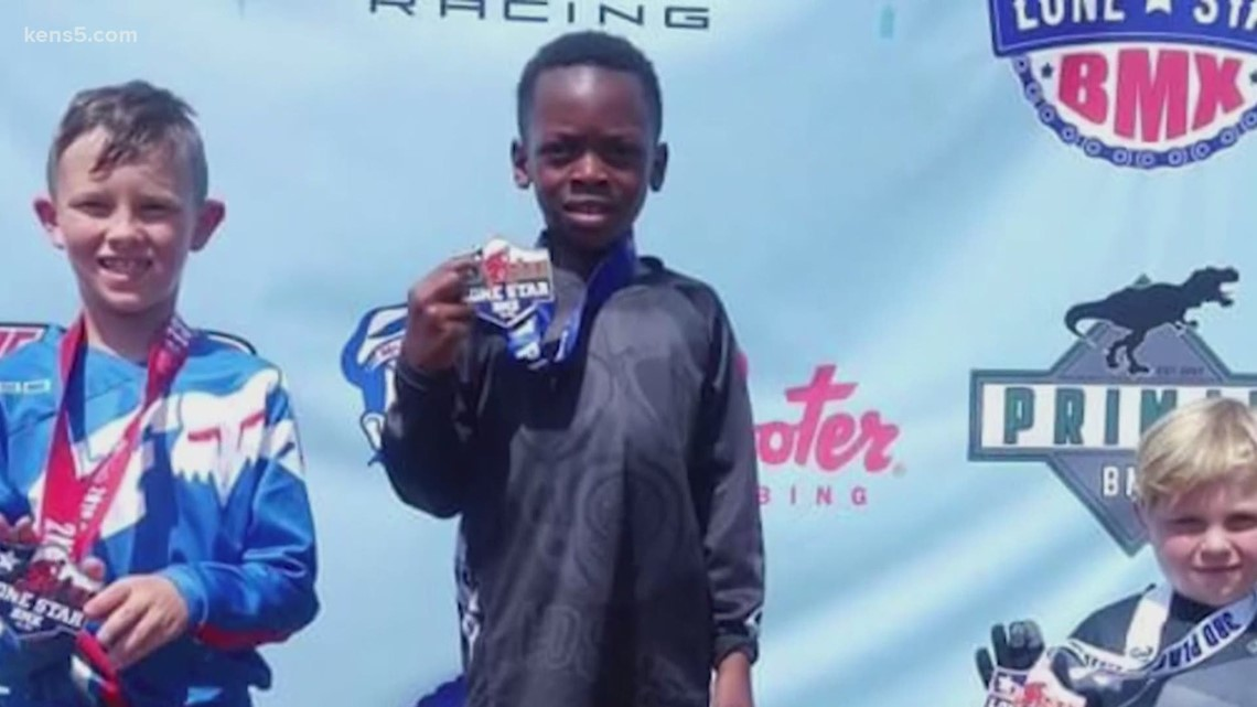 9-year-old champion BMX rider gets new wheels 'to make his dream come true' | Good Things Happen