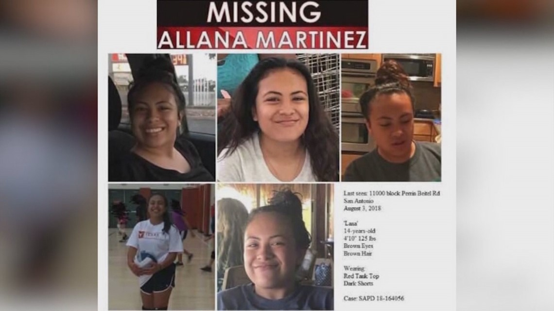 San Antonio Family Searching For Missing Teen Kens5 Com