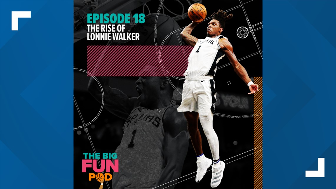 About that Spurs-Rockets game and the rise of Lonnie Walker IV | The Big Fundamental Podcast