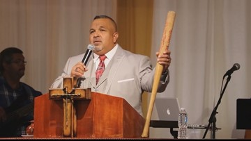 People Who Make San Antonio Great: West-side pastor Jimmy Robles