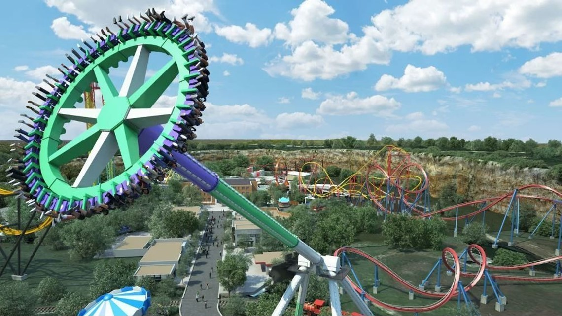 Fastest Ride In Park History Coming To Six Flags Fiesta
