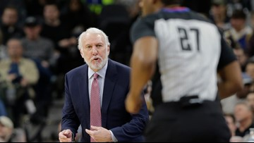 Popovich to be inducted into Air Force Athletics Hall of Fame