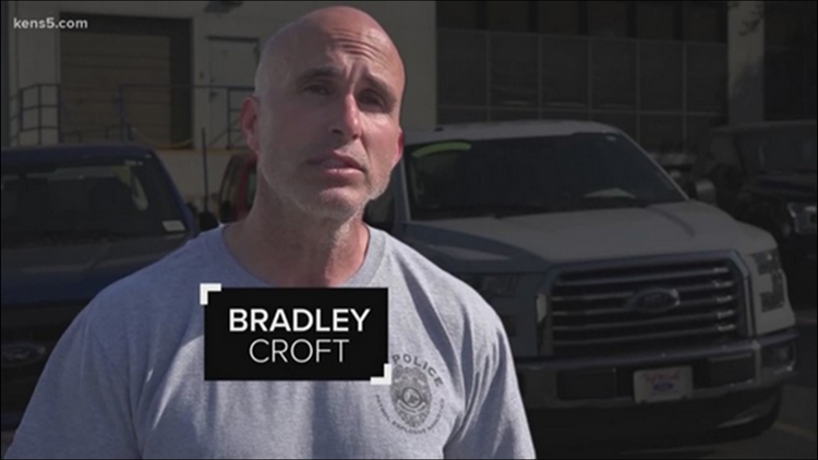 Bradley Croft, the operator of Universal K-9, sentenced to 118 months in federal prison