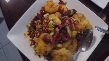 Neighborhood Eats' spicy score at Sichuan House