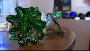 Made in S.A.: Caliente Hot Glass