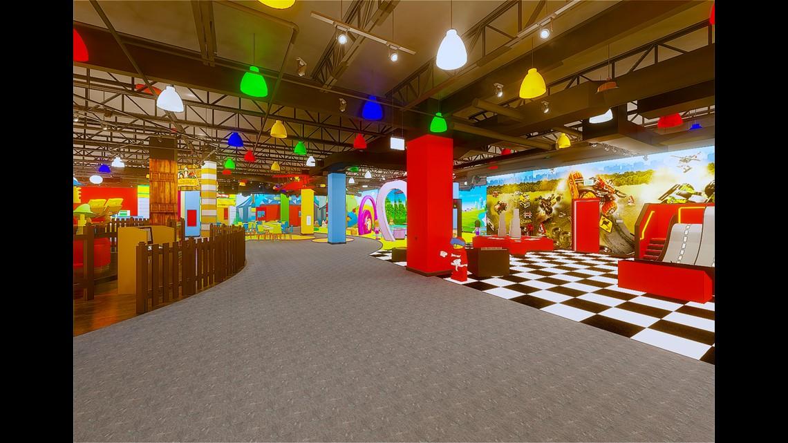New Sea Life Aquarium Legoland Attractions Coming To