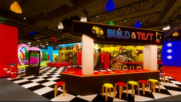 Got what it takes to be a LEGO Master Builder?