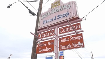 Del Bravo Record Shop has been west side staple for more than 50 years