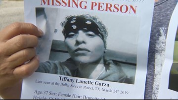 Search for missing Poteet woman continues into Thursday