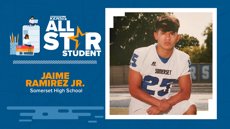 ALL-STAR STUDENT: Somerset ISD junior makes an impact by quietly leading by example